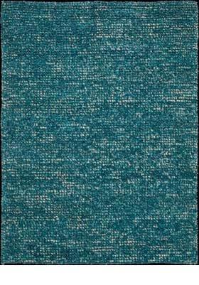 Nourison FAN-1 Turquoise