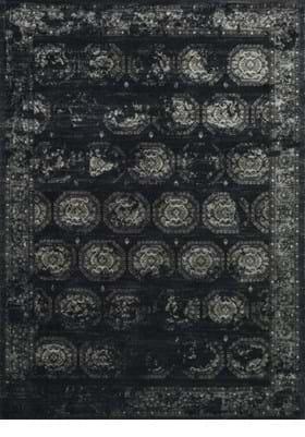 Loloi Rugs JO-08 Black Charcoal