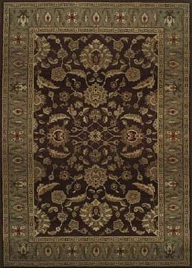 Oriental Weavers 952Q1 Brown Blue