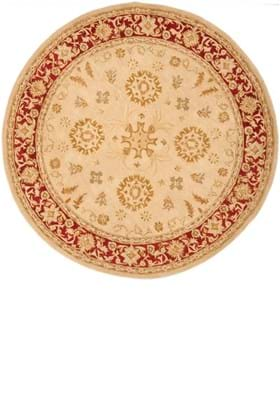 Safavieh AN551A Ivory Red