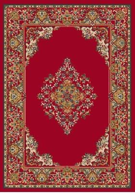 Milliken Merkez 7418 Currant Red 224