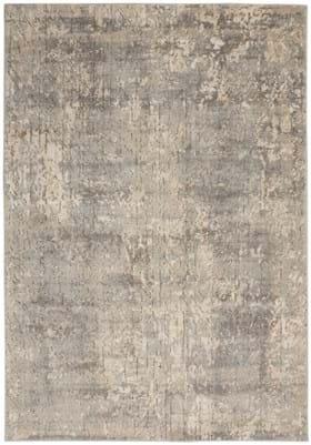 Nourison QUA03 Beige Gray