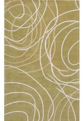 Rugs America 4645E Rainforest Dew