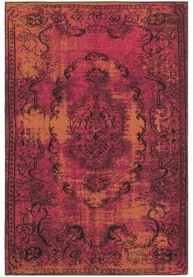 Oriental Weavers 6314B Pink Yellow