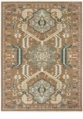 Oriental Weavers 2060W Rust