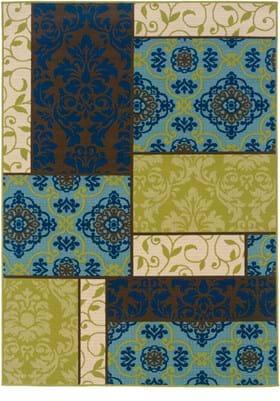 Oriental Weavers 3066V Multi