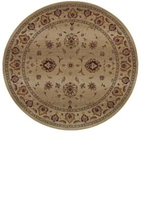 Oriental Weavers 034J1 Beige Red