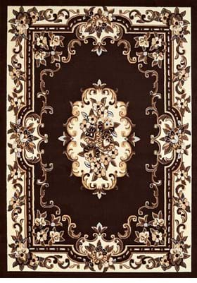 United Weavers Demitasse 950-106 55 Dark Brown
