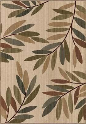 Orian Rugs Botanica 3504 Beige