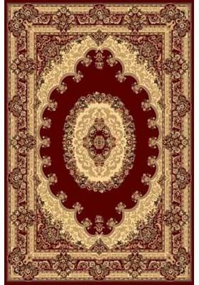 Rugs America 807 Kerman Red