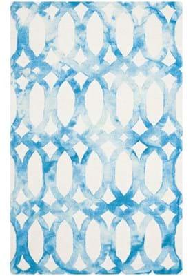 Safavieh DDY675A Ivory Blue