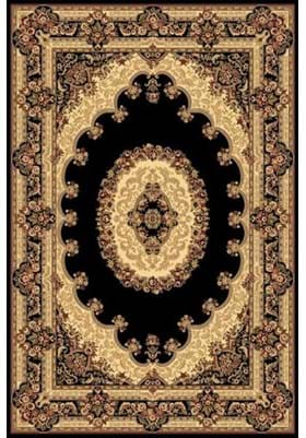 Rugs America 807 Kerman Black