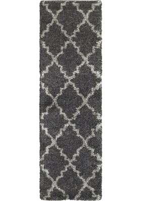 Oriental Weavers 92K Charcoal Grey