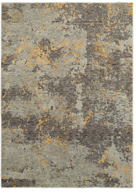 Oriental Weavers 8025B Grey Gold