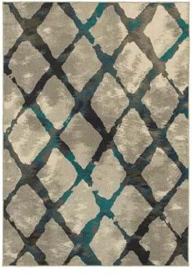 Oriental Weavers 6613A Grey