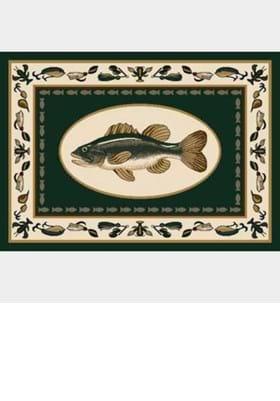 Milliken Fishtales 4536 Trophy 4000