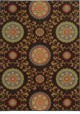 Oriental Weavers 15757 Brown