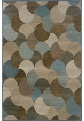 Oriental Weavers 3729F Beige Blue