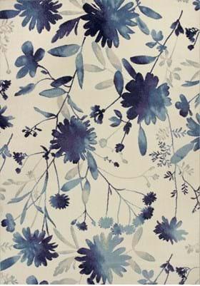 KAS Watercolors 7415 Blue