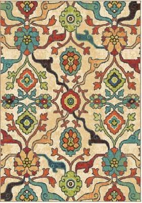 Orian Rugs Tibet 2807 Multi