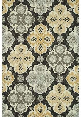 Loloi Rugs FC-25 Charcoal Multi