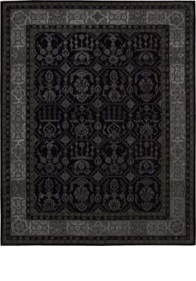 Nourison REG01 Black