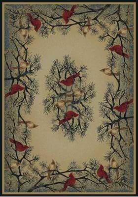 United Weavers 532-40217 Cardinal in Pine Natural