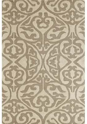 Dynamic Rugs 5545 919 Silver Ivory