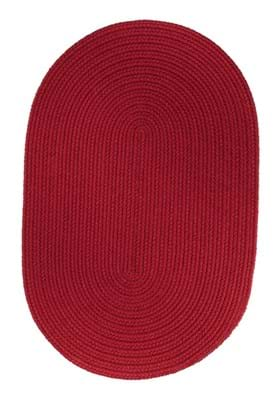Rhody Rug S-045 Brilliant Red