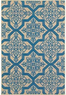 Oriental Weavers 2541M Sand Blue