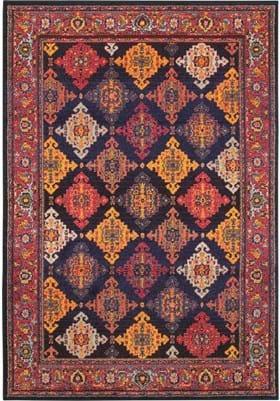 Oriental Weavers 6997K Navy Yellow