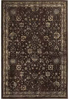 Oriental Weavers 113D Brown Ivory