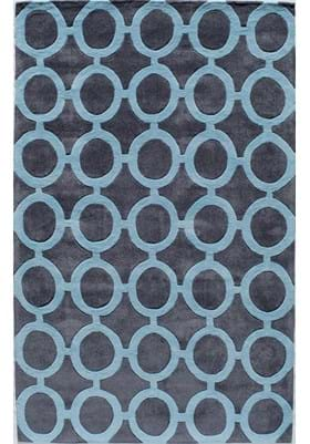 Rugs America 6205A Navy Blue