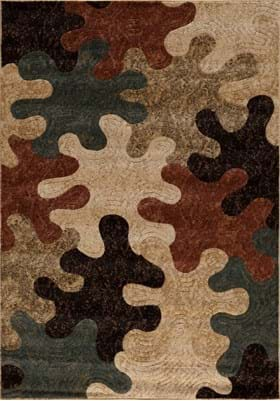 Central Oriental Puzzle 3123 Multi