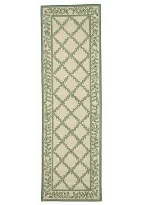 Safavieh HK230B Ivory Green