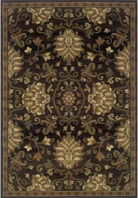 Oriental Weavers 042G1 Brown