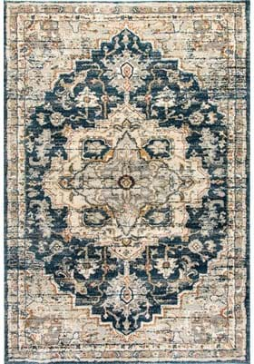 Dynamic Rugs 4770 550 Navy