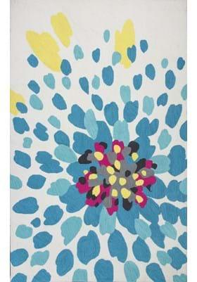 KAS Floral Burst 6300 Ivory