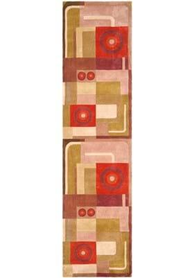 Safavieh RD623A Khaki Rust