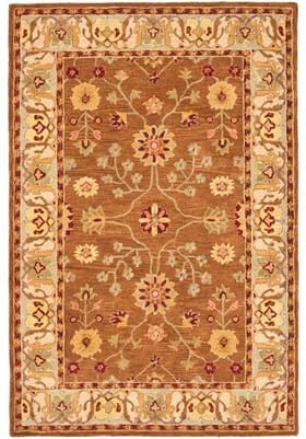Safavieh AN562B Tan Ivory