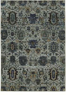 Oriental Weavers 7120A Blue