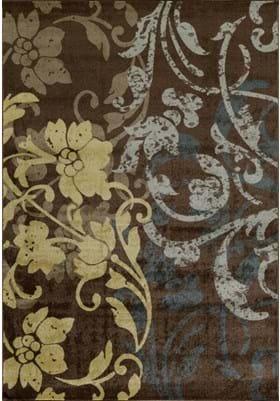 Central Oriental Baroque 2202 Brown