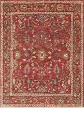 Loloi Rugs EU-05 Red Red