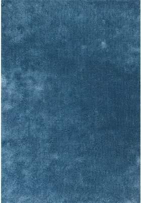 KAS Indoor Outdoor Shag 603 Laguna Blue