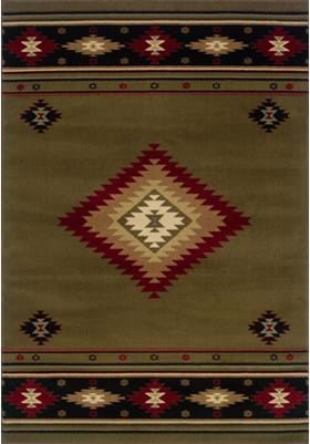 Oriental Weavers 087J1 Light Brown