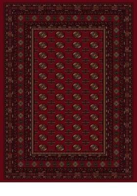 Central Oriental Boukara 2065 Crimson