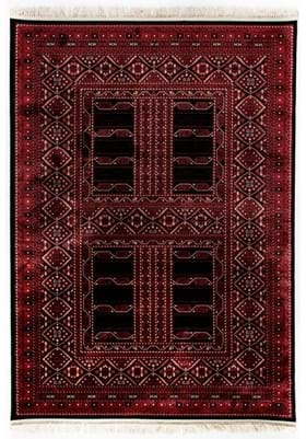 Dynamic Rugs 16232 90 BLACK