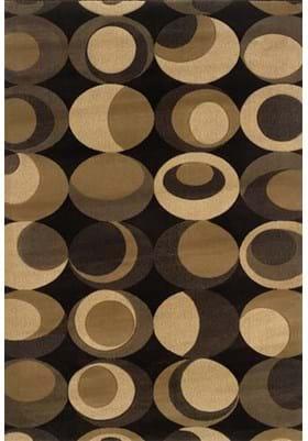 Oriental Weavers 222P Brown Beige