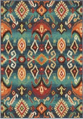 Orian Rugs Monica 2804 Multi