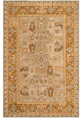 Safavieh AN590A Light Grey Gold